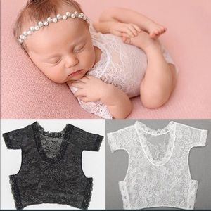 Other - New born lace onesie